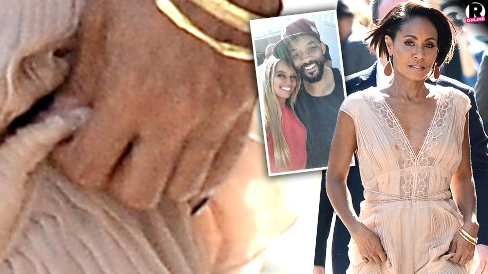 Will Smith Parties With Models Jada Pinkett Smith No Ring
