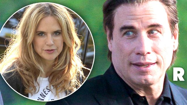 John Travolta Palm Springs Brunch Date No Kelly Preston