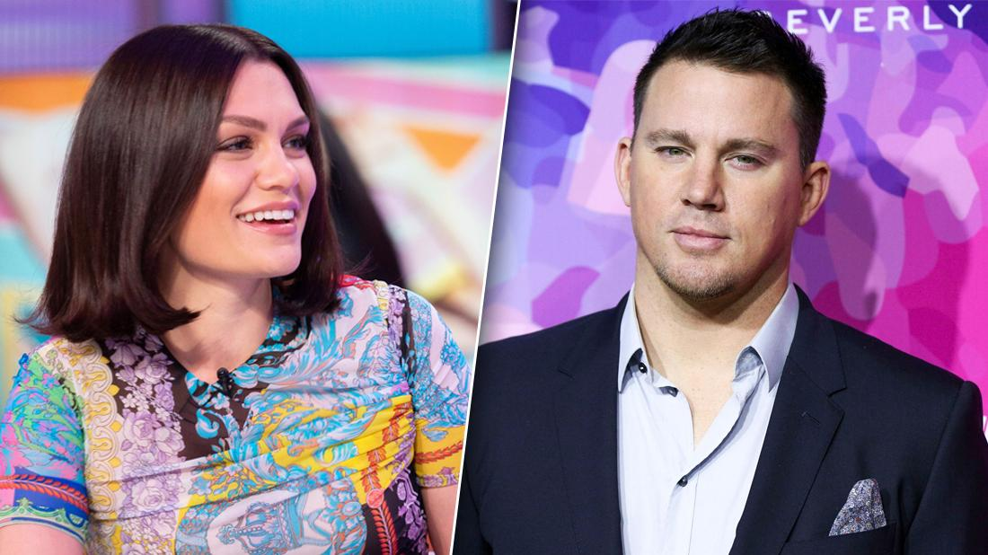 Jessie J Says She Is 'Happy' After Channing Tatum Split
