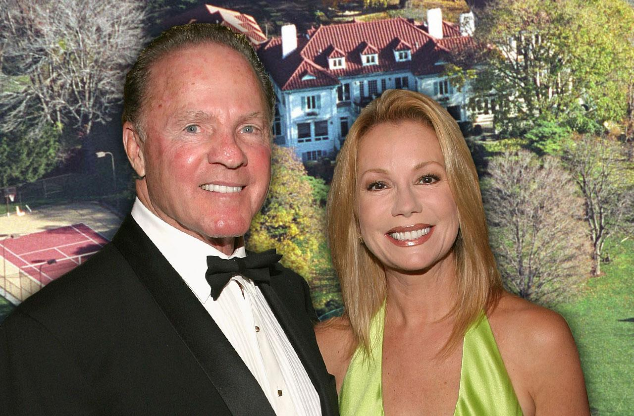 //kathie lee gifford buries frank gifford connecticut estate pp