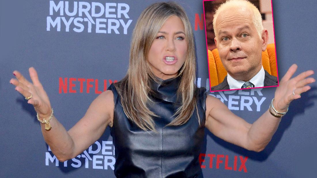 Jennifer Aniston's Friends Co Star Blanked For 15 Years