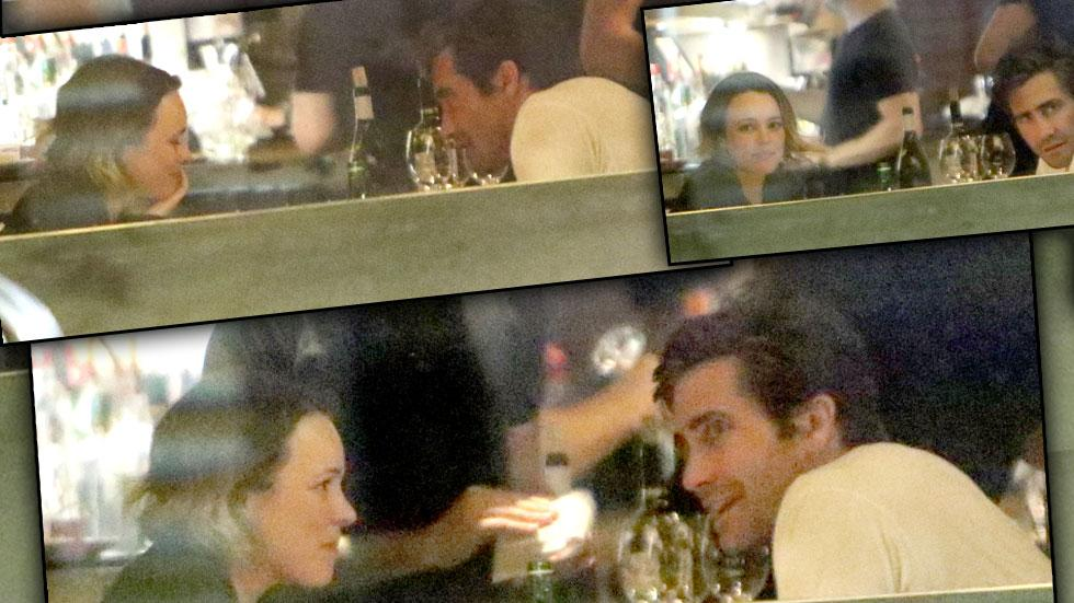 Rachel McAdams & Jake Gyllenhaal Dating Dinner