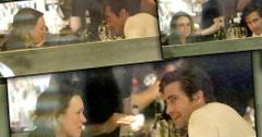 Rachel McAdams & Jake Gyllenhaal Dating Dinner