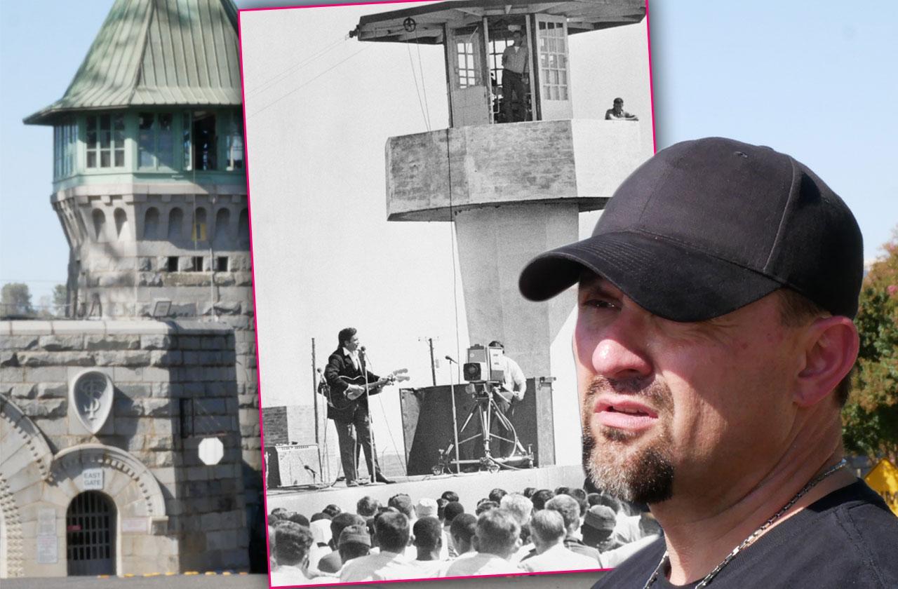 Johnny Cash Grandson Folsom Prison