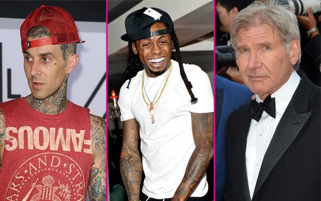 celebrities survived near death experiences