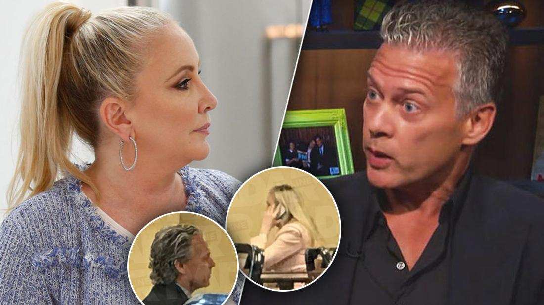 Shannon Beador & David Face Off In Court In Bitter Divorce