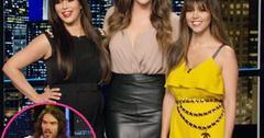 Kardashians on Chelsea Lately