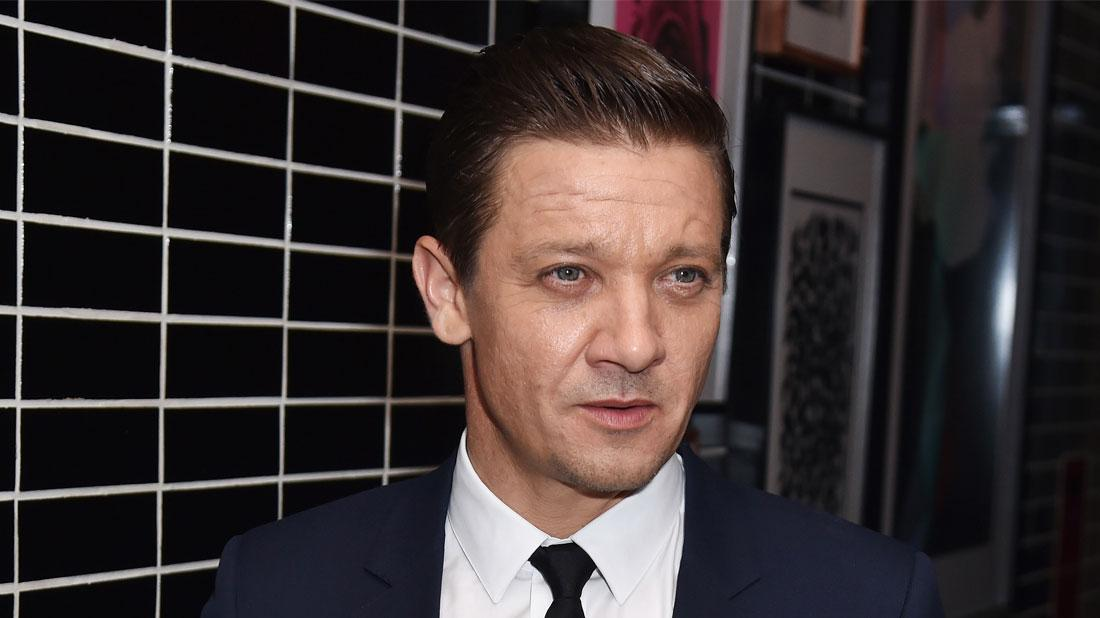 Jeremy Renner Claims Firearm He Shot During Suicidal Threat In Home Was 'Pellet Gun