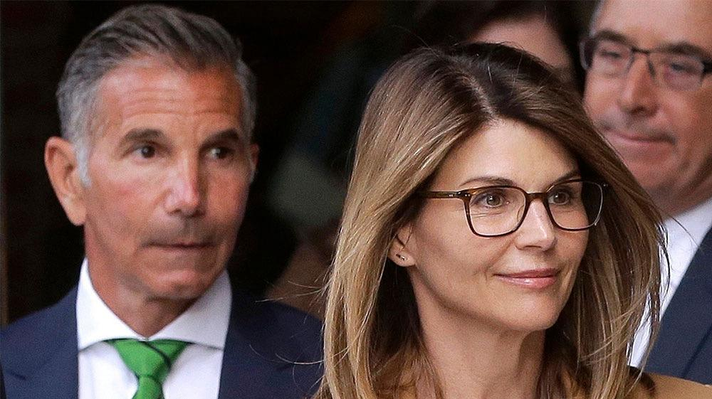 Lori Loughlin's Husband Mossimo Giannulli Reports to Prison Following College Admissions Scandal