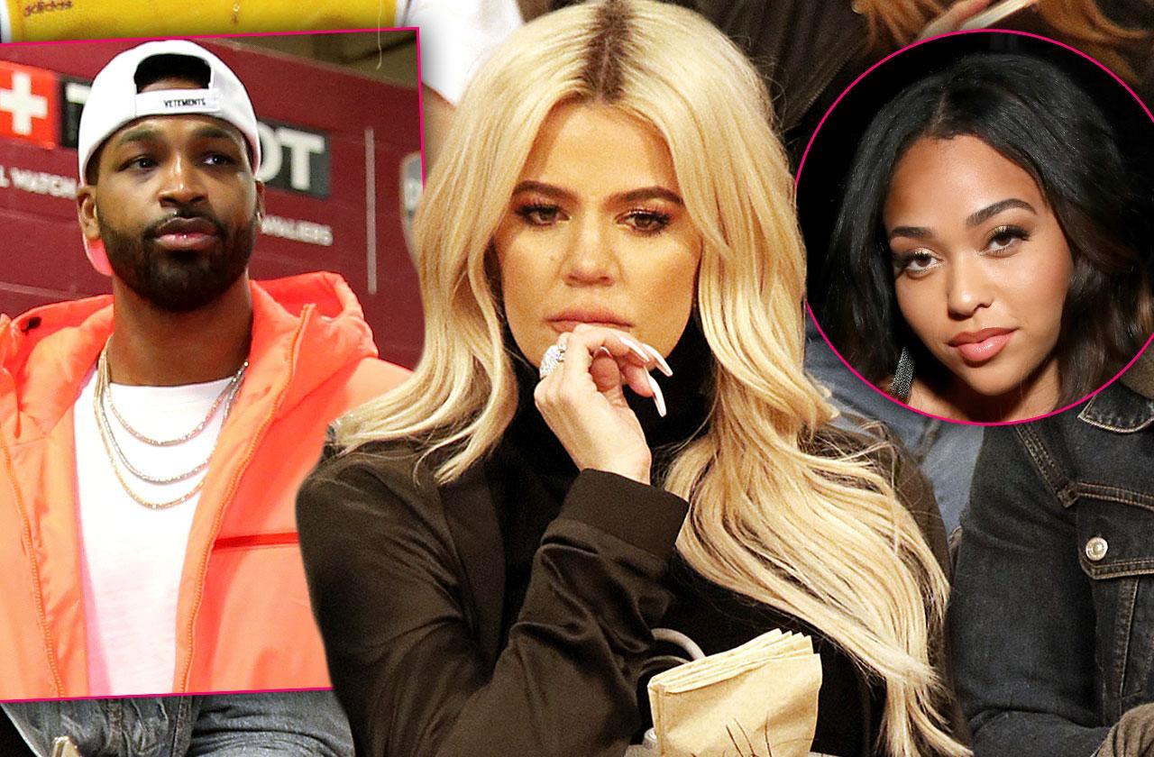 Khloe Kardashian Tristan Thompson Jordyn Woods Scandal