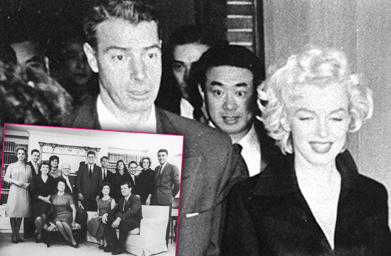 Joe DiMaggio Believed The Kennedy Killed Marilyn Monroe Death Anniversary