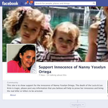 //support nanny facebook