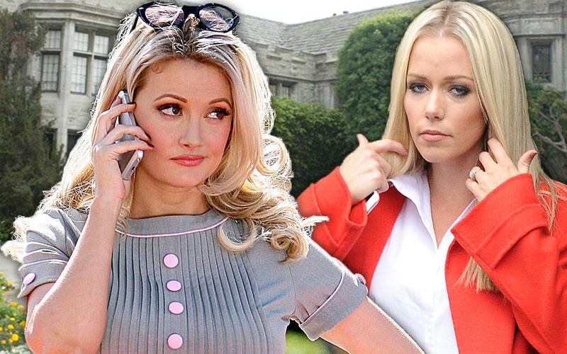 Kendra Wilkinson Holly Madison Feud Playboy Mansion Book