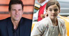 Tom Cruise Believes Suri Is Not Really His Daughter