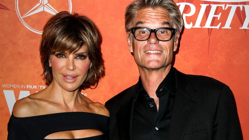 Lisa Rinna Harry Hamlin Real Housewives of Beverly Hills Not Do Another Season