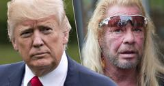 Dog Bounty Hunter Bail Reform President Trump