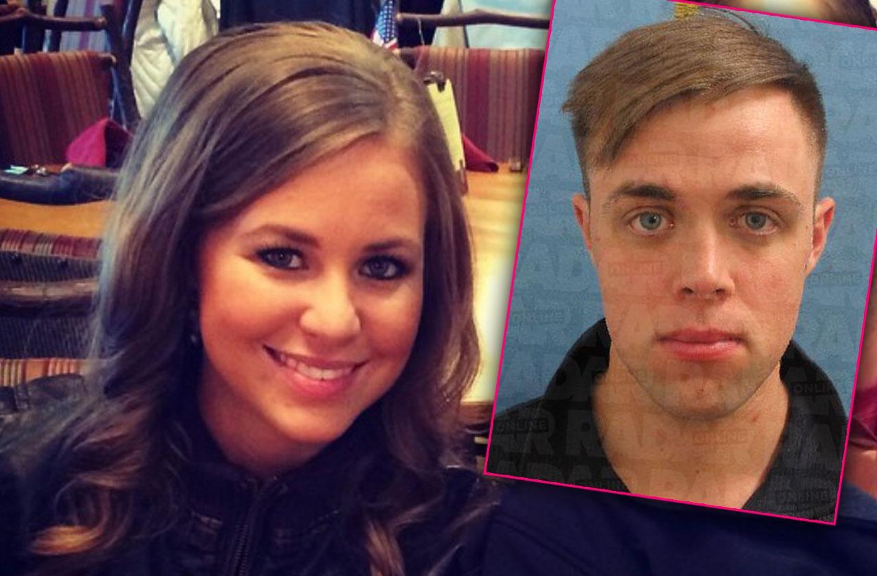 jana duggar ex boyfriend caleb williams mugshot sexual abuse arrest