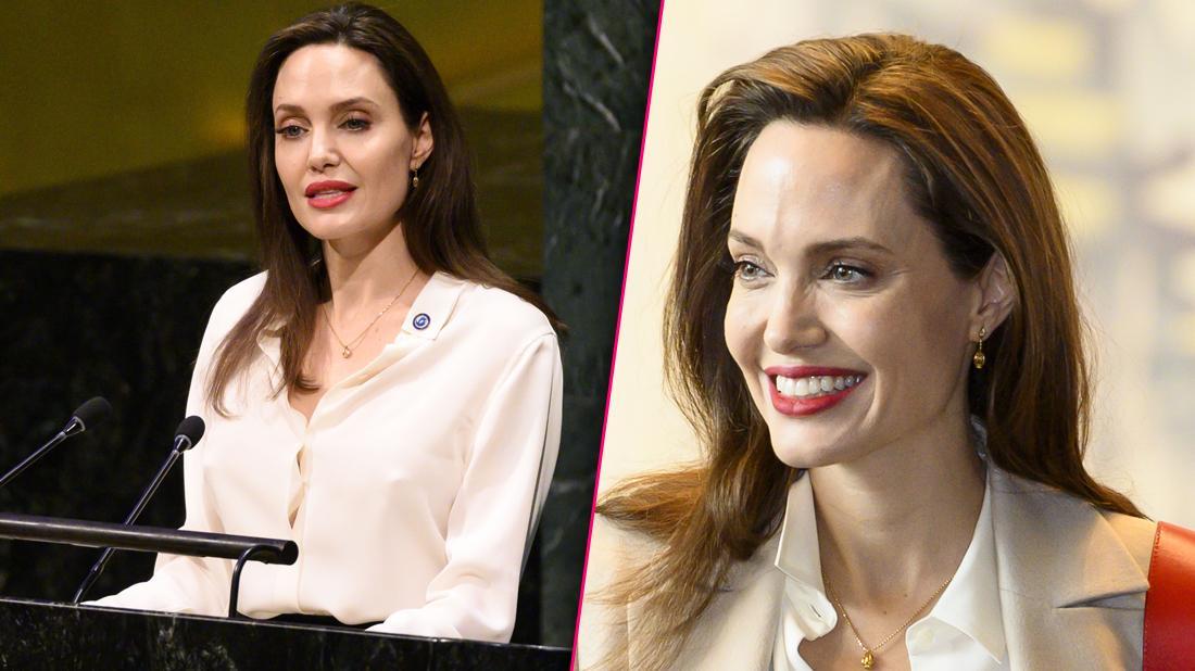 Angelina Jolie Addresses UN Amid Brad Pitt Divorce