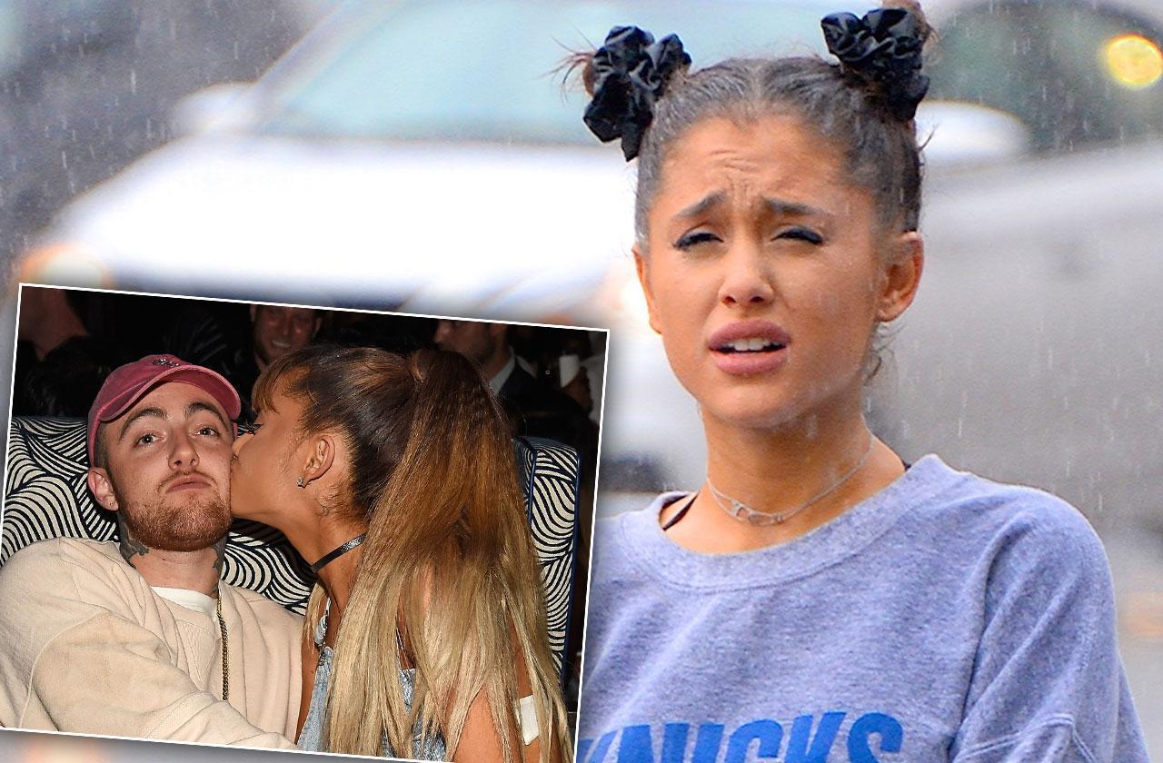 Ariana Grande Mac Miller Tribute Concert