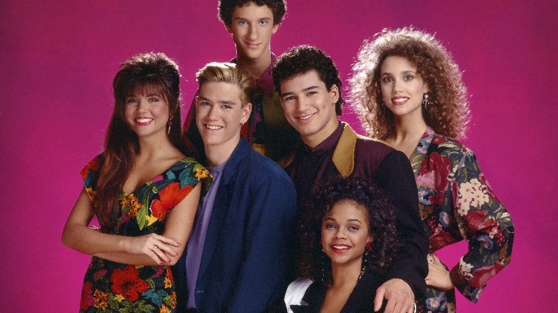 Saved By The Bell Cast Reunites After 30 Years
