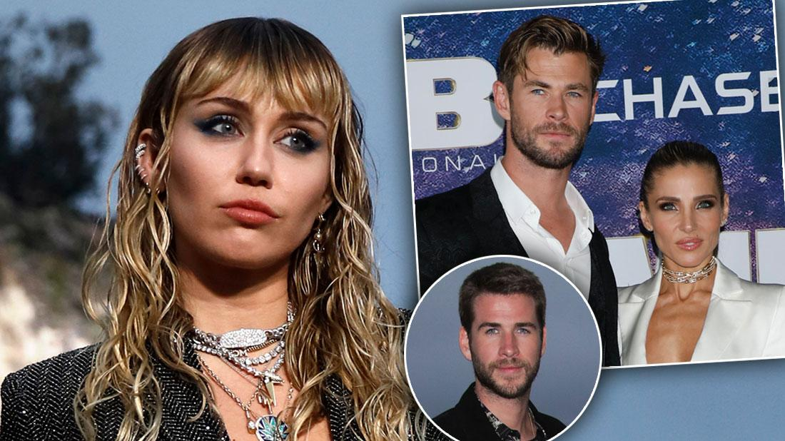 Back Off Miley! Chris Hemsworth Has Harsh Warning For Brother Liam's Ex-Wife