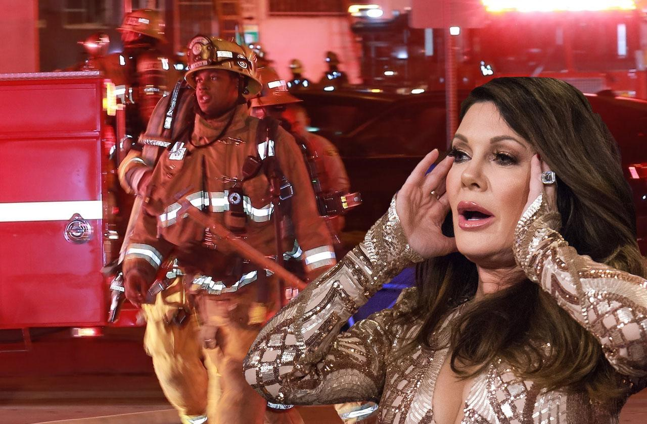 //Sur Restaurant Fire Vanderpump Rules pp