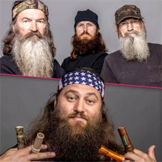 //willie robertson fame family feud duck dynasty