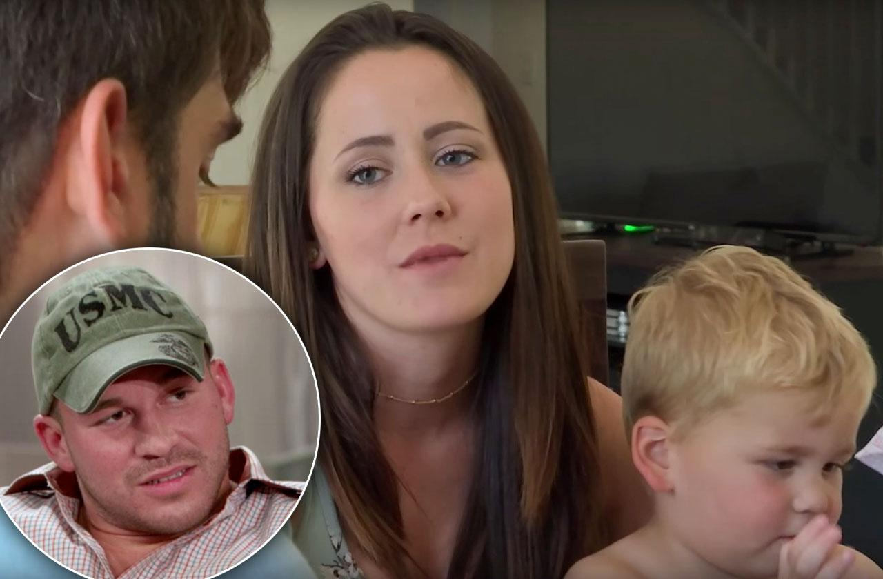 jenelle evans custody battle nathan griffith mom refuses return kaiser abuse claims teen mom 2