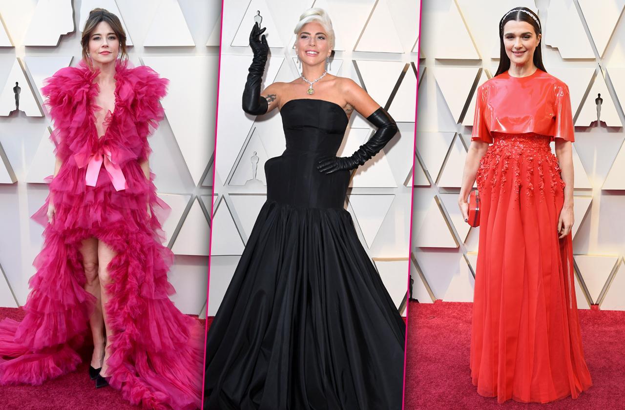 Wackiest Dresses At The Academy Awards Oscars 2019