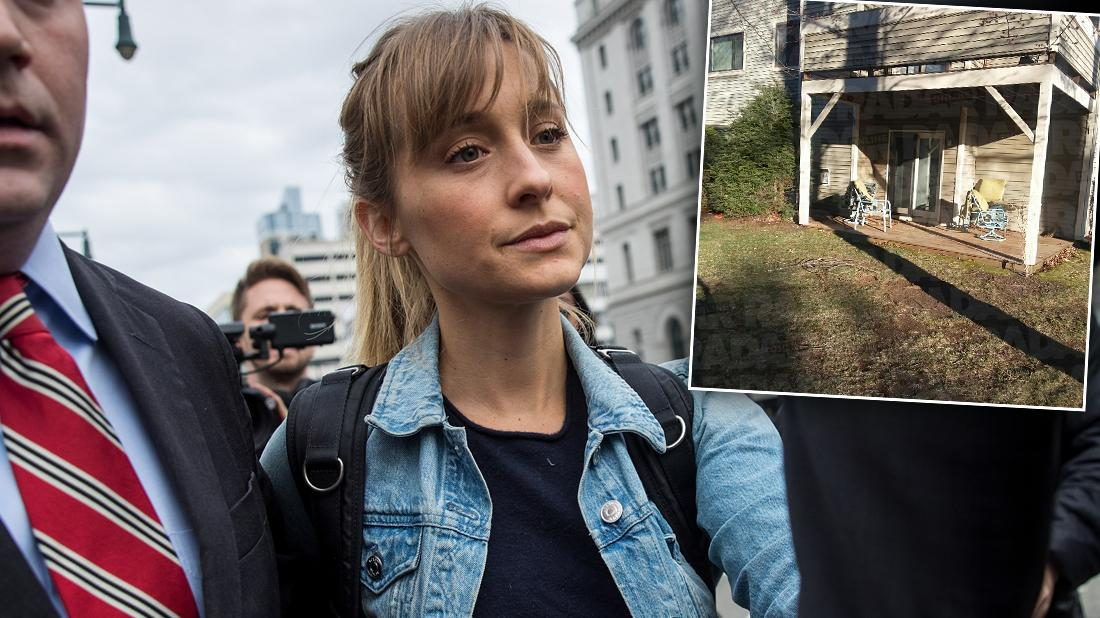 Allison Mack's House Of Horrors Exposed: Neighbor Wants Her Locked Up For 10 Years