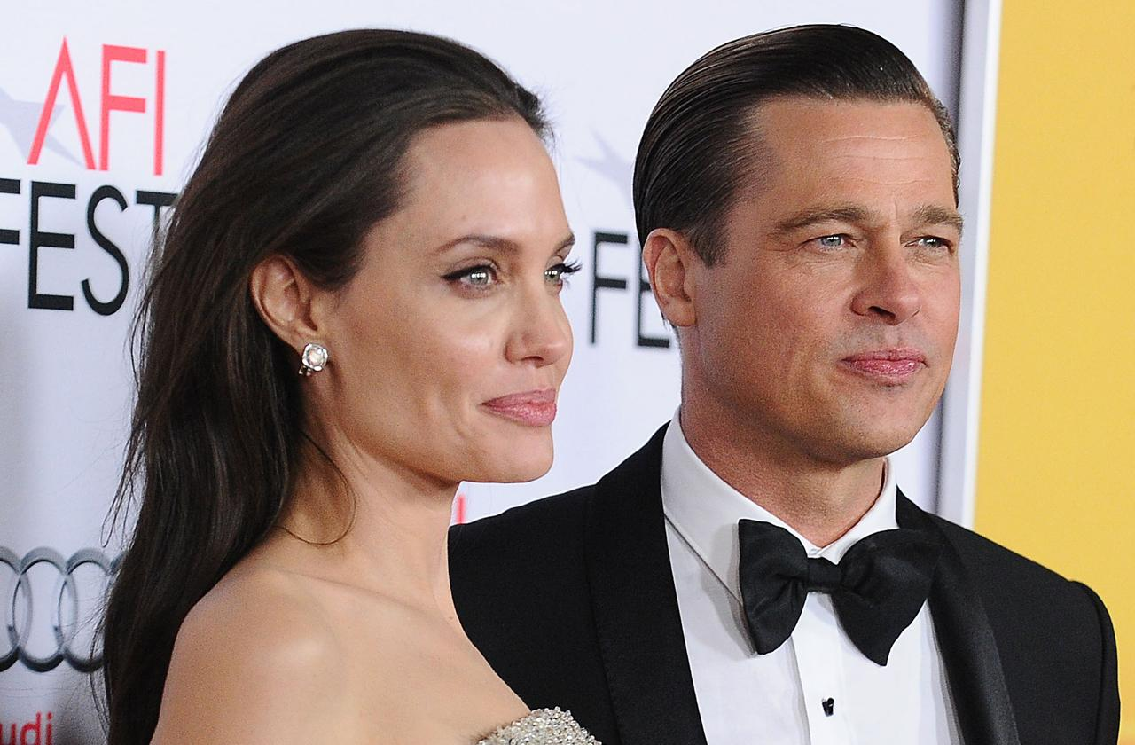 Angelina Jolie Brad Pitt Reach Interim Custody Arrangement