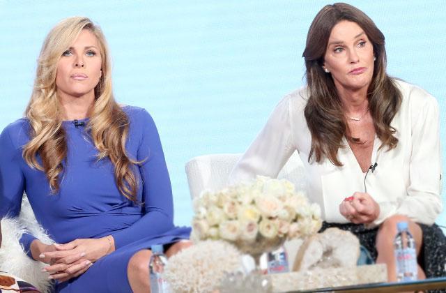 Caitlyn Jenner Candis Cayne Relationship Split
