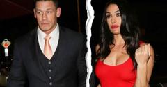 John Cena Nikki Bella Call Off Wedding Split