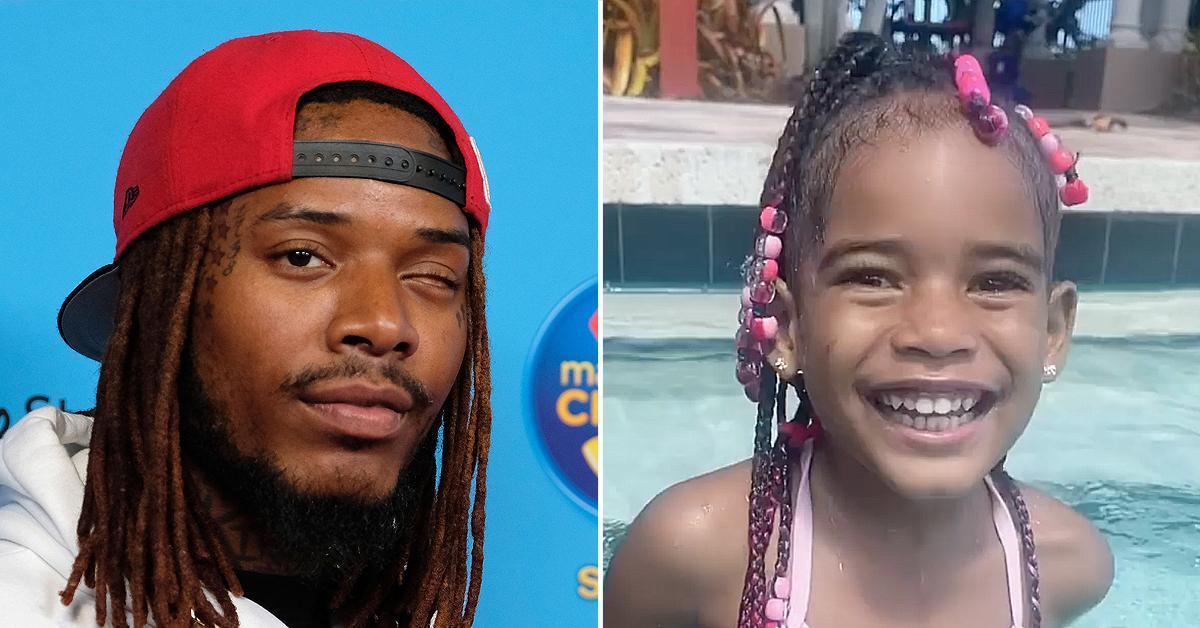 Fetty Wap Breaks Silence On Death Of 4-Year-Old Daughter Lauren Maxwell, Mourns His 'Little Twin' In Heartbreaking Instagram Live