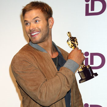//kellan lutz wants oscar