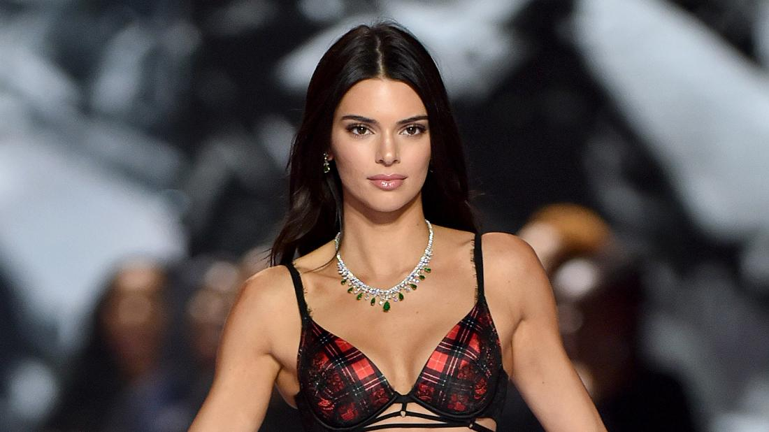 Kendall Jenner Says She Was Told To 'Take Her Shirt Off' As Model After Turning 18