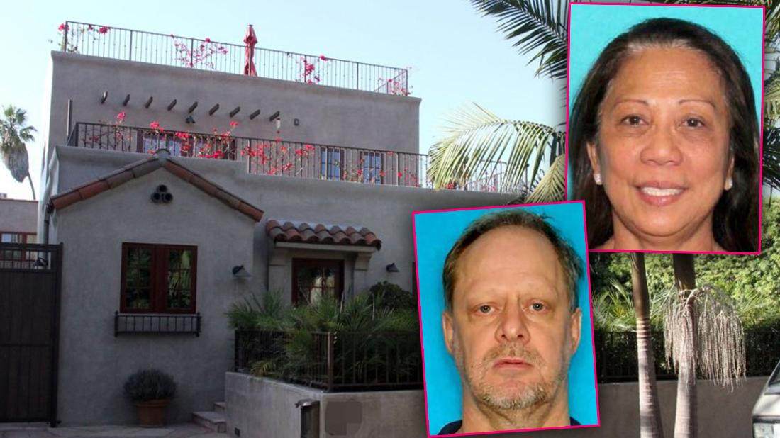 Marilou Danley's daughter's home in Los Angeles