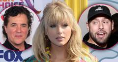 Taylor Swift Rips Scooter Braun & Scott Borchetta