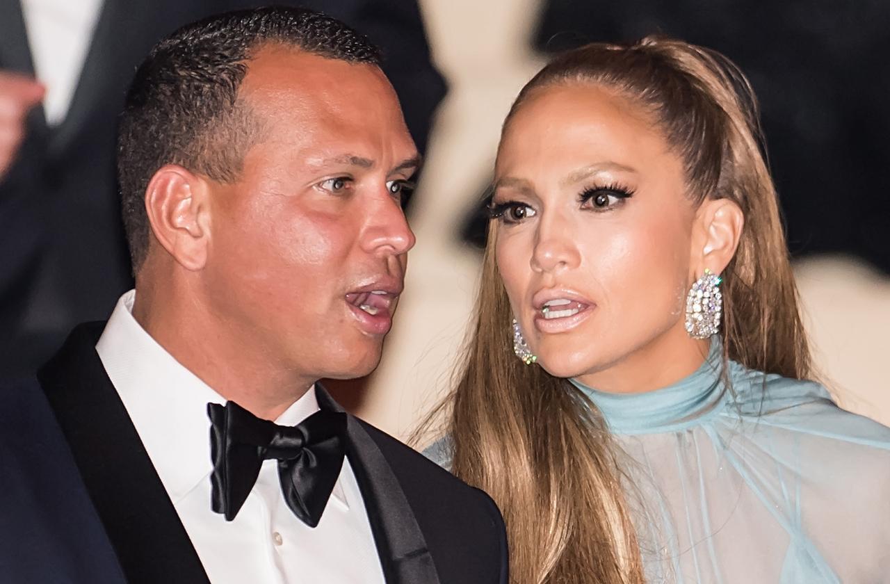 Jennifer Lopez Alex Rodriguez Relationship Problems