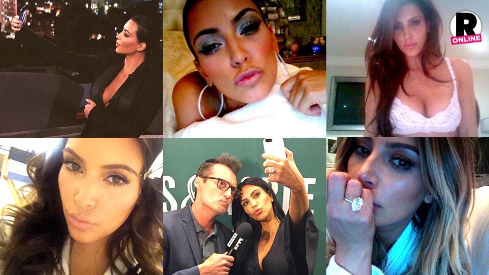 Kim Kardashian Terrible Selfie Book Reviews