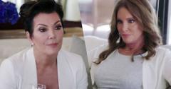 Caitlyn Jenner Kris Jenner Fight I Am Cait