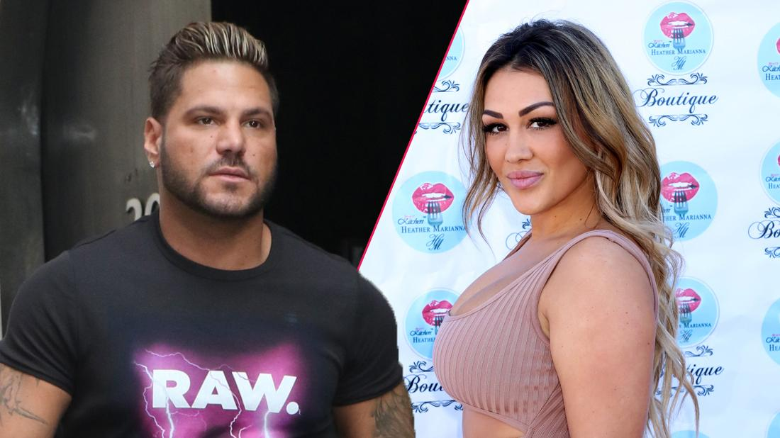 'Jersey Shore' Star Ronnie Charged With Kidnapping After Alleged Altercation With Jen