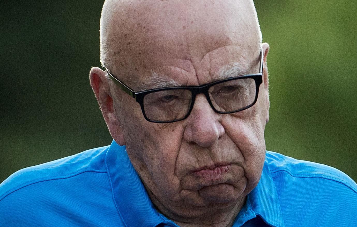 Female News Staffers Slam Rupert Murdoch