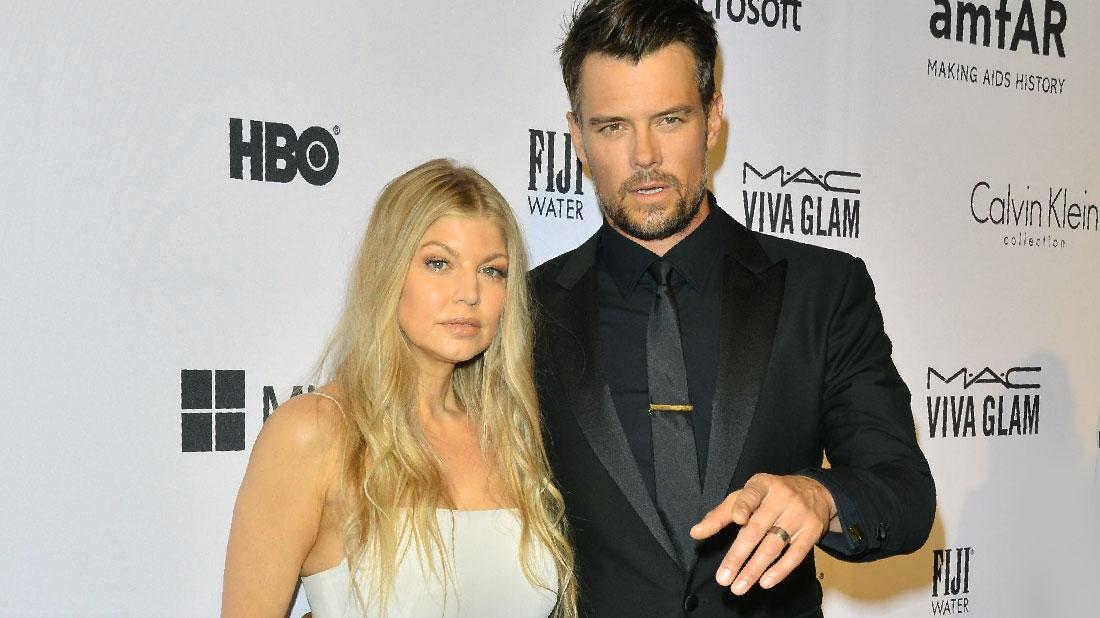 Fergie And Josh Duhamel Warned Divorce Paperwork