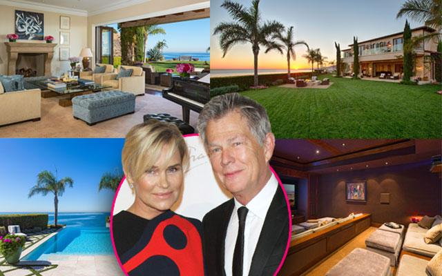 //yolanda foster lyme disease sells mansion david foster beverly hills pp