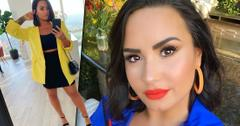 Demi Lovato Celebrates 27th Birthday 1 Year After Drug Overdose
