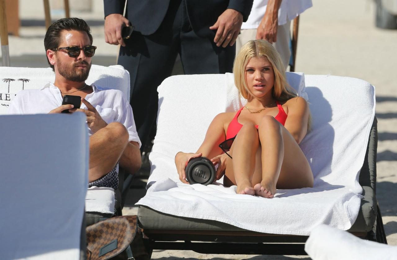 Scott Disick Girlfriend & Relationship Sofia Richie