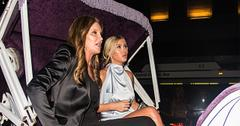 //caitlyn jenner and sophia hutchins take horse carriage ride in new york pp