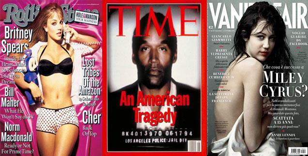 //most controversial magazine covers pp