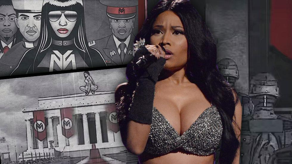 //nicki minaj dictator video only